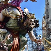 Image of the city event Las Fallas